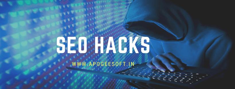 SEO hacks